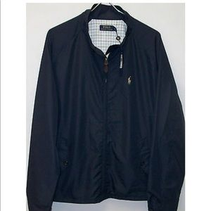 Polo Ralph Lauren Packable Windbreaker Jacket NWT